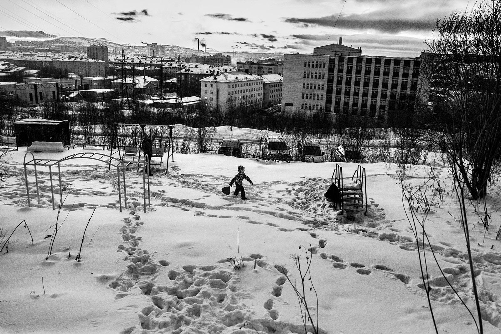 Мурманск, Мурманская область   Murmansk, Murmansk region, 2016.
